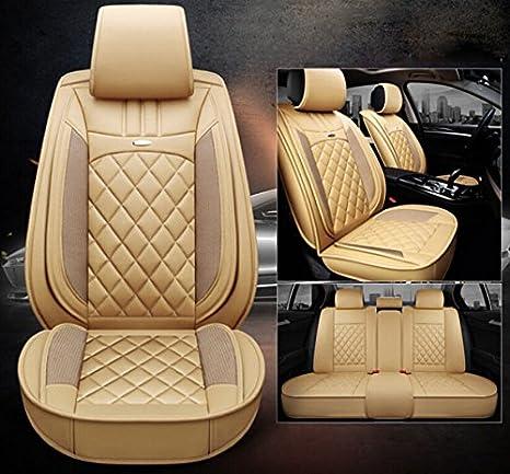 Amazon.com: Amooca - Protector de asiento de coche para ...