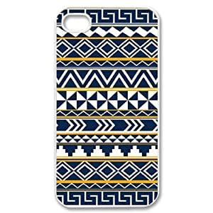 colour & pattern Case For iPhone 4/4s White Nuktoe644097 by icecream design