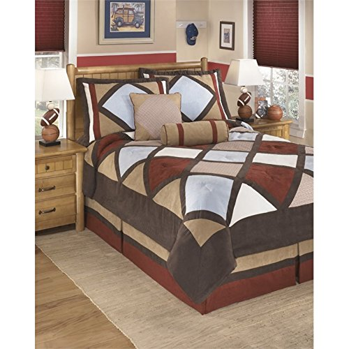 Bowery Hill Full Comforter Set
