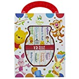 img - for Disney Baby - Winnie the Pooh - My First Library Book Block - PI Kids book / textbook / text book