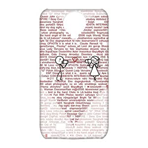 LOVE Dictionary Background 3D Durable For Case Samsung Galaxy S3 I9300 Cover