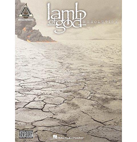Hal Leonard Lamb of God - Resolution Guitar Tab Book