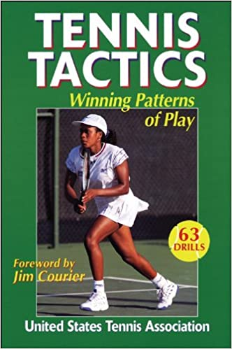 Tennis Tactics: Winning Patterns of Play: Amazon.es: United States Tennis Association, Jim Courier: Libros en idiomas extranjeros