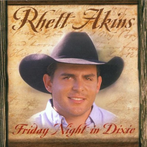 Friday Night in Dixie by Akins, Rhett