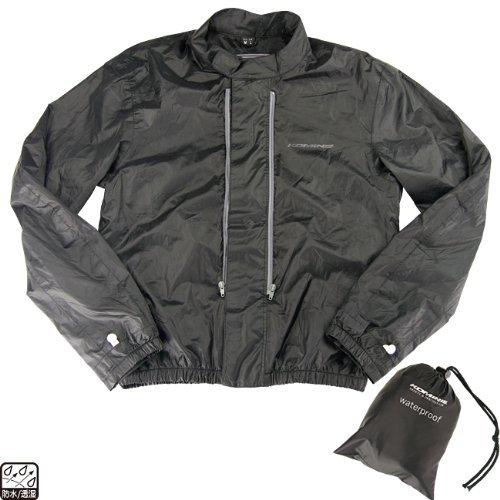 [해외] 코미네(Komine) 오토바이 재킷 방수 라이닝 재킷 블랙 XL 07-024 JK-024