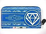 Idolmaster Cinderella Girls THE IDOLM @ STER round Long wallet purse Kaede TAKAGAKI