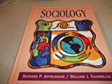 Sociology, Appelbaum, Richard P. and Chambliss, William J., 0065008138