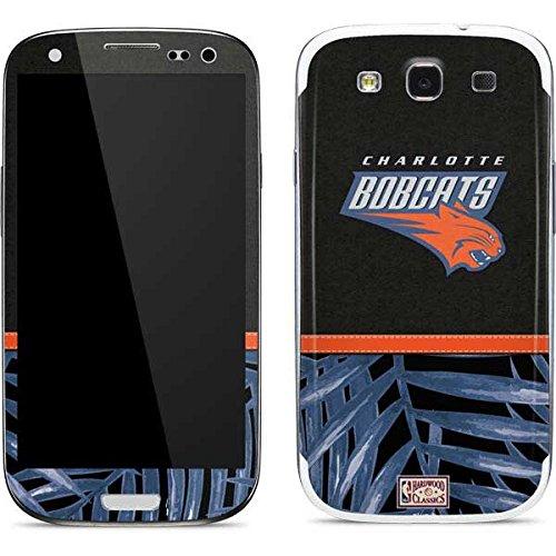 (NBA Charlotte Hornets Galaxy S III Skin - Charlotte Bobcats Retro Palms Vinyl Decal Skin For Your Galaxy S III)