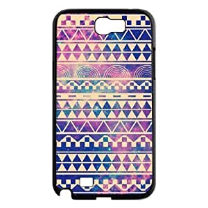 Aztec Tribal Pattern Use Your Own Image Phone For Case Samsung Galaxy S4 I9500 Cover ,customized ygtg536797