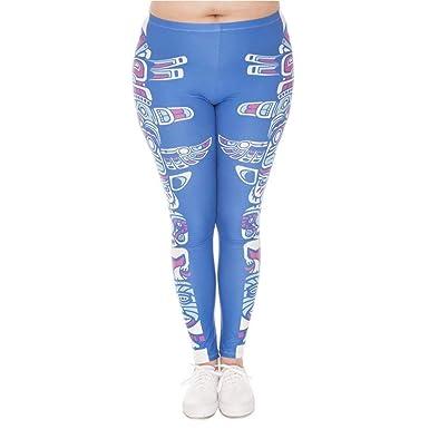 Lannister Fashion Pantalones De Yoga Leggings Totem Moda ...