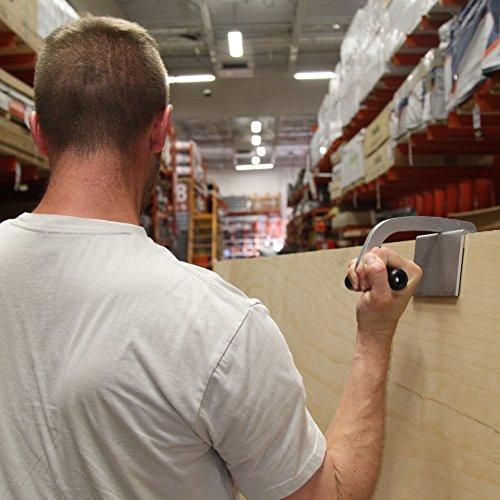 Gator Lift Plywood Panel Carrier Metal Clamp Nielsen