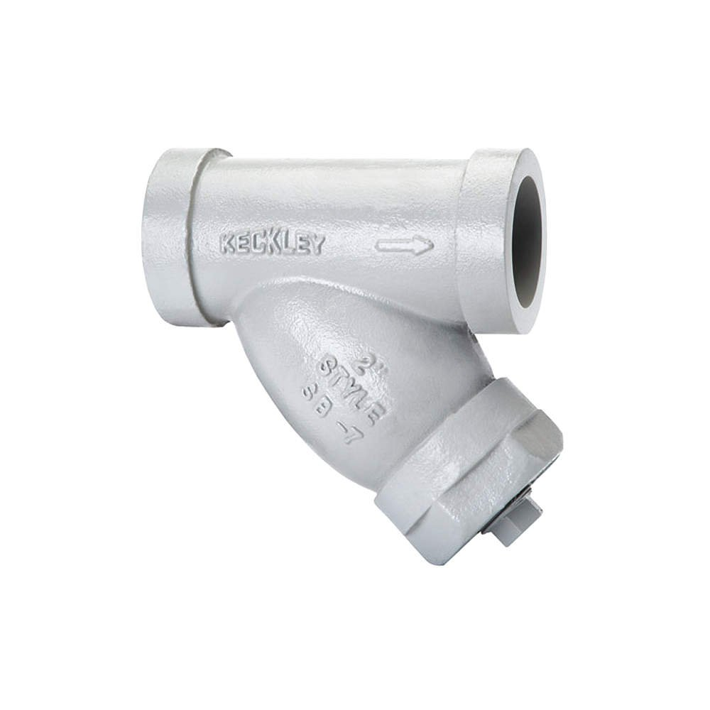 3//64 Mesh 3-11//16 Length Keckley Carbon Steel 3//45SWY-CS045P34-GTI-SB7-3//4 Y Strainer Socket Weld
