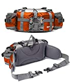 Search : Bp Vision Outdoor Fanny Pack Hiking Camping Fishing Waist Bag 2 Water Bottle Holder Lumbar Pack