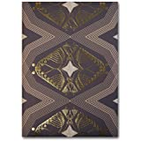 Collins Fountain Journal Notebook A5 Glamorous - Colour: Grey