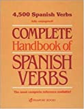 Complete Handbook of Spanish Verbs, Noble, Judith and Lacasa, Jaime, 0844276340