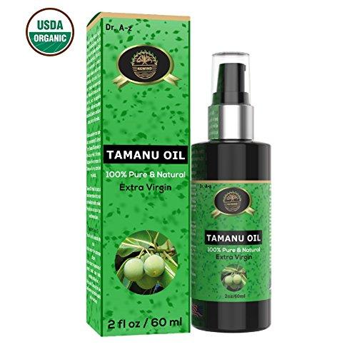 Tamanu Oil Cold Pressed Organic USDA Unrefined Certified ess