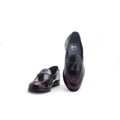 9f1888c6418 Monkstory Men Cherokee Cherry Loafers  Buy Online at Low Prices in India -  Amazon.in