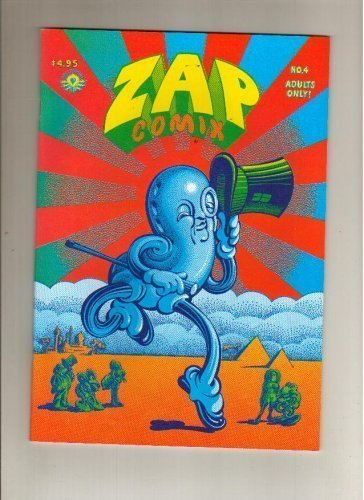 Zap Comix Issue 4 for sale  Delivered anywhere in USA