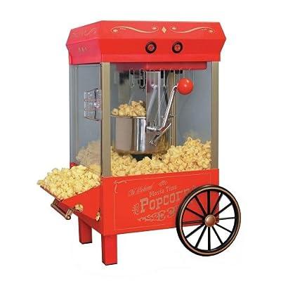 Nostalgia Electrics&8482 Kpm508 Vintage Collection&8482 Kettle Popcorn Maker Nostalgia Electrics Kpm-508 Vintage Collection Kettle Popcorn Maker by Nostalgia Products Group