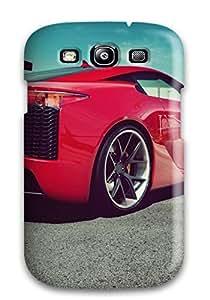 KellieOMartin Premium Protective Hard Case For Galaxy S3- Nice Design - Lexus Lfa 23