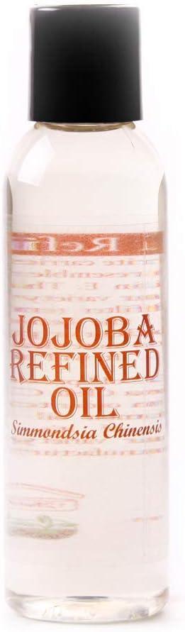 Mystic Moments - Aceite de jojoba Refinado (Transparente) - 125 ml - 100% Puro: Amazon.es: Hogar