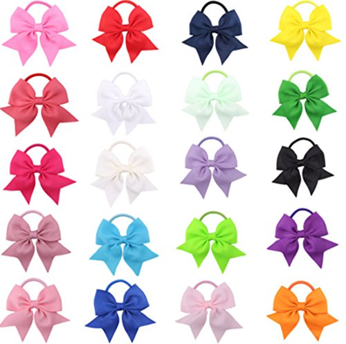 Cheap Price Cheerleading Bows Numerous In Variety Hair Accessories