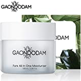 [AMOREPACIFIC] Facial Moisturizer Cream with Shea Butter and Coconut Oil, Advanced Daily Moisturizing for Face and Neck, EWG Verified, GAONDODAM (100 ml / 3.38 fl.oz.)