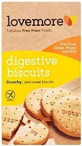 Lovemore Gluten Free Digestives 175g