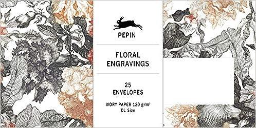 Torrent Descargar Floral Engravings: Envelopes De PDF