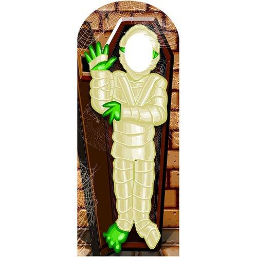 Mummy Stand-In Lifesize Standup Cardboard Cutouts 72 x 29in -