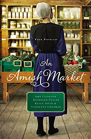 book cover of An Amish Market