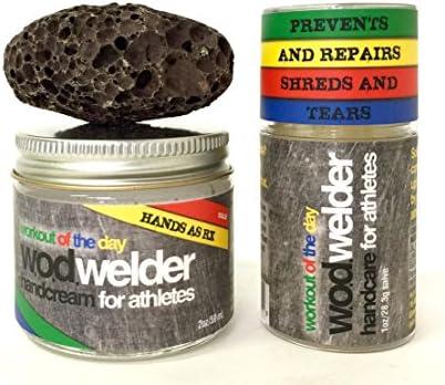 w.o.d.welder 3 Step Hand Care Kit