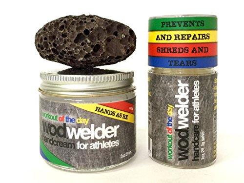 w.o.d.welder 3 Step Hand Care Kit