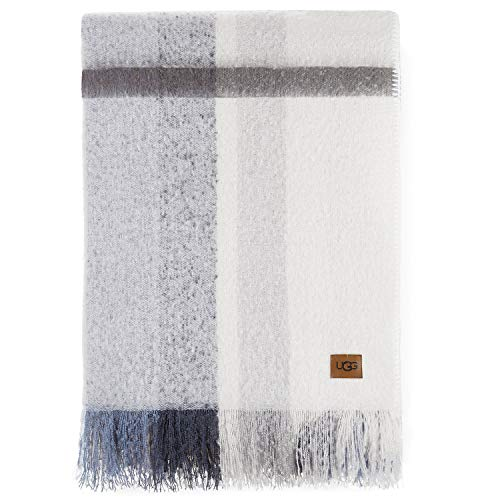 """UGG Colton Decorative Throw Blanket 50"""" x 70"""", Imperial Multi"""