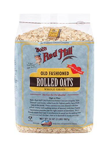 Old Fashioned Rolled Oats - 1