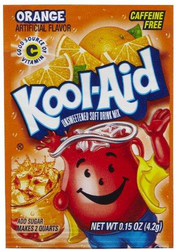 Kool Aid Packets - 9