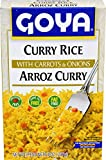 Goya Foods Curry Rice, 8-Ounce (Pack of 24)