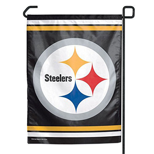 NFL Pittsburgh Steelers WCR08381013 Garden Flag, 11