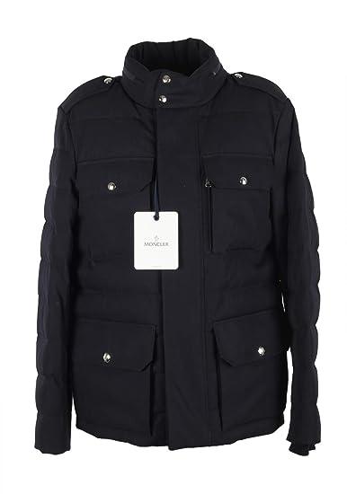 b8e3026e4 Moncler CL Blue Levet Field Jacket Coat Size 2   M   48 38 U.S. ...