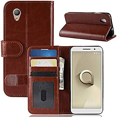 Cell Phone Accessories Vodafone Smart E9 Shockproof Pu Leather Wallet Flip Stand Magnetic Case Cover Cell Phones & Accessories