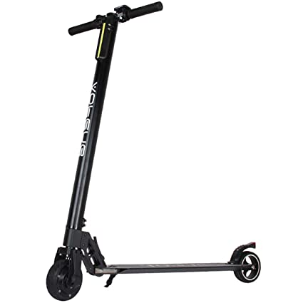 Y&XF Scooter eléctrico, Kick Scooter Plegable Ajustable 250W ...