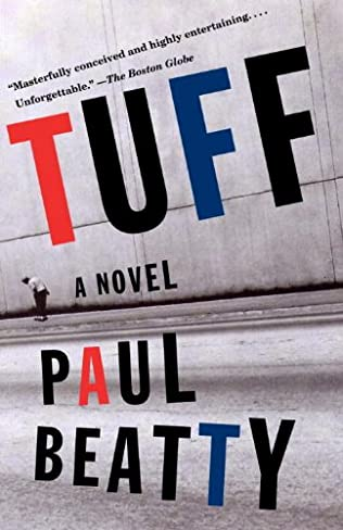 book cover of Tuff