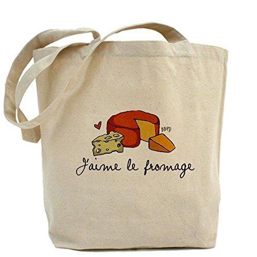 CafePress Jaime Le Fromage Bolso Wine Lover–Standard Multicolor Por CafePress