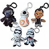 Star Wars Soft Keyrings (Styles May Vary)