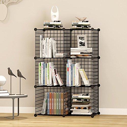 6 cube wire storage unit - 6