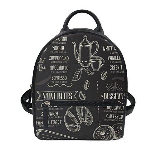 Advocator - Bolso mochila para mujer, Color-2 (Verde) - Advocator packable backpack Color-1