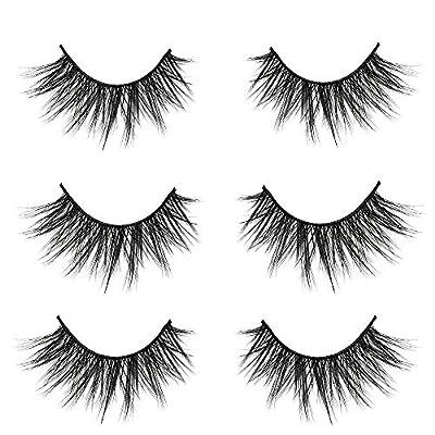 VGTE 3D False Eyelashes
