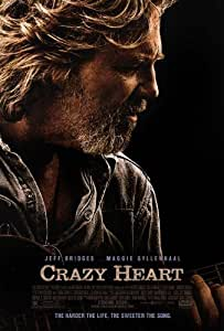 Amazon.com: Crazy Heart Movie Poster (27 x 40 Inches ...