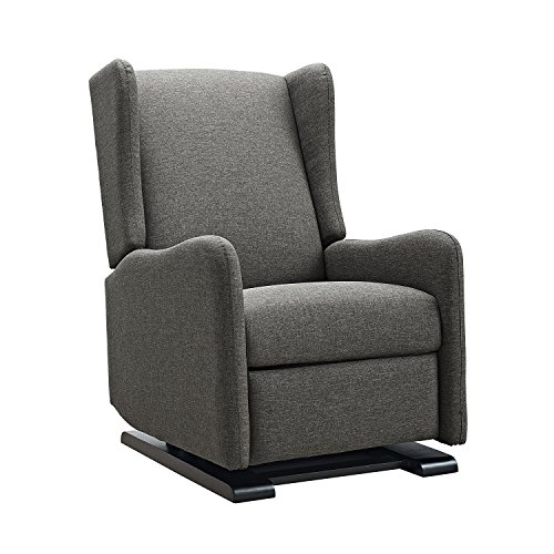 Baby Relax Rylee Gliding Recliner, Gray by Baby Relax