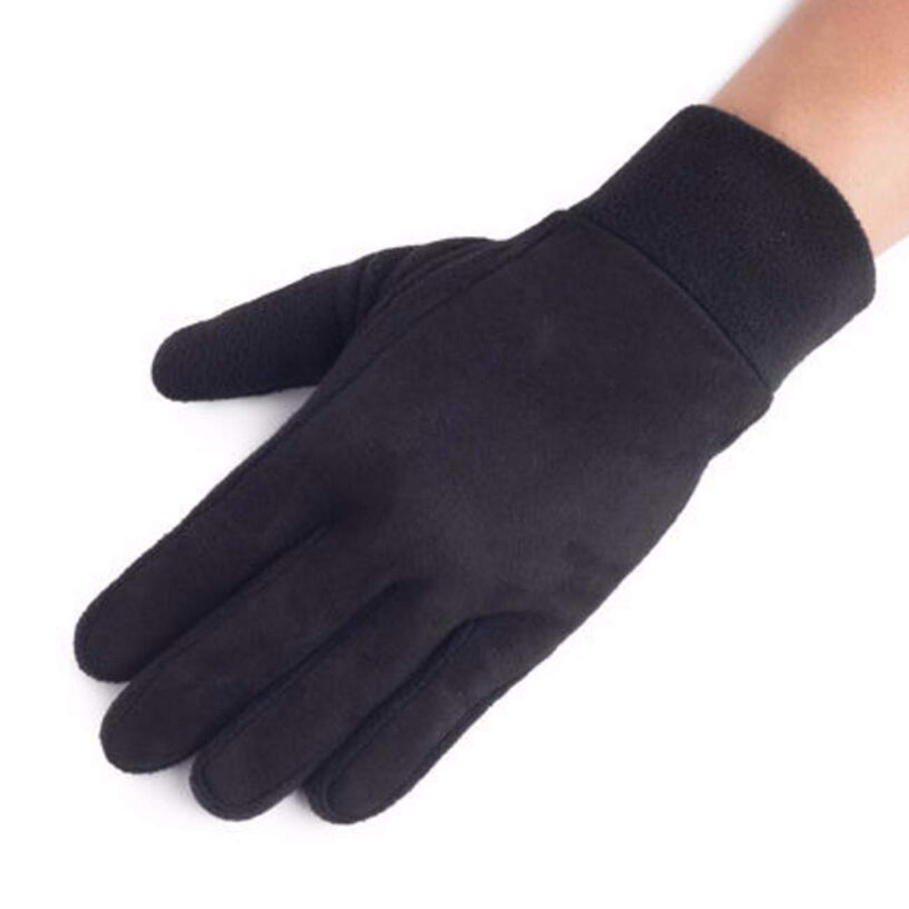 Mens Winter Touch Screen Gloves Outdoor Warm and Cold-Proof Gloves